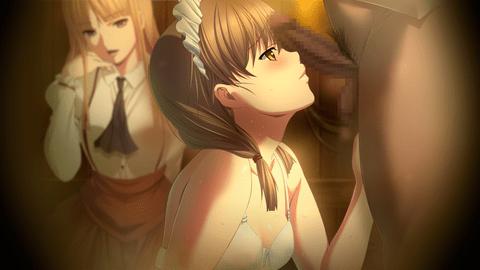 名家の美少女メイドにフェラさせて、中出しSEXへ-052