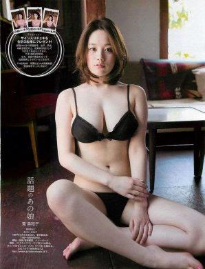 筧美和子の下着やランジェリーの画像-01-003