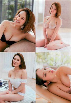 筧美和子の下着やランジェリーの画像-01-011